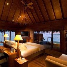Mediterranean Living Room by sinofaucet