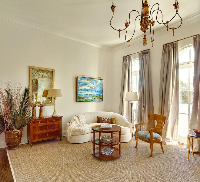 Window Treatment For Farmhouse Style