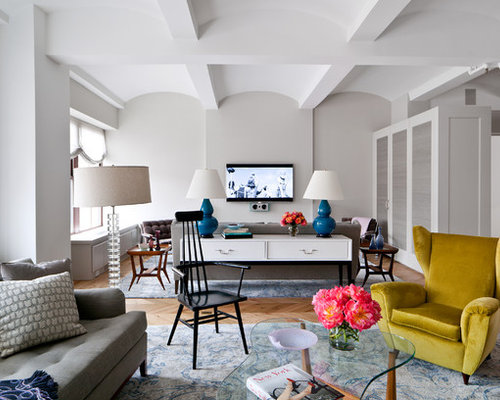 Functional living room houzz for Functional living room
