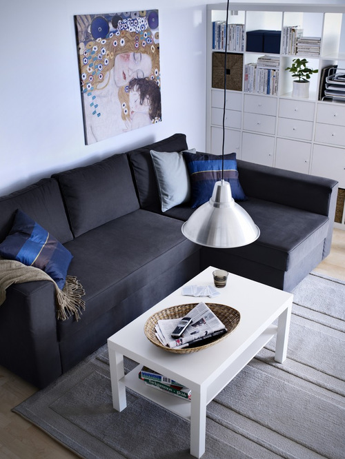 Apartment Size Sectionals | Houzz