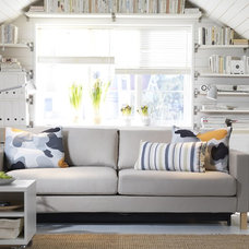 Contemporary Living Room by IKEA