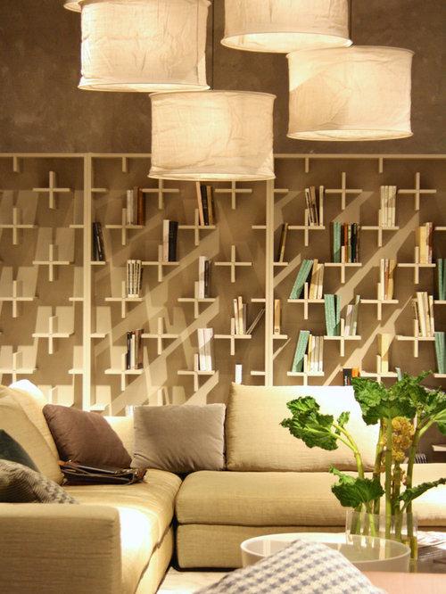 Unique shelving home design ideas pictures remodel and decor - Unique living room ideas ...