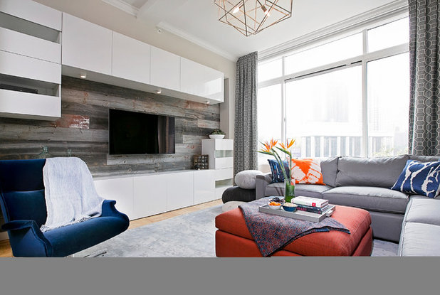 Room Of The Day A Family Living Space For Weekends In The