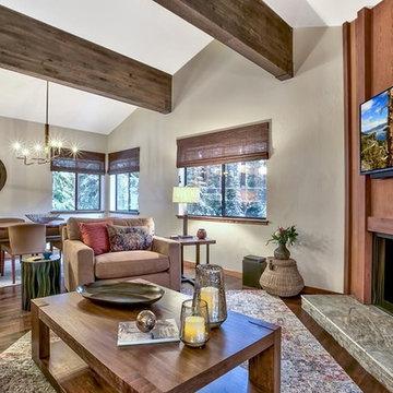 Incline Village, NV 1500 sq.ft. condo remodel