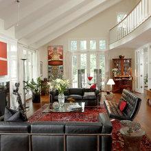 Aprils living room