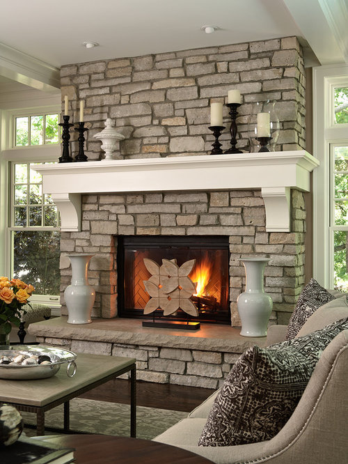 Browse 236 photos of Photos Of Fireplace Mantels. Find ideas and inspiration for Photos Of Fireplace Mantels to add to your own home.