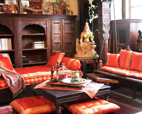 Indian decor ideas pictures remodel and decor for Living room decorating ideas indian style