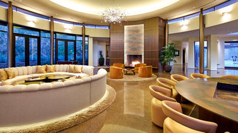 Indian Wells Custom Fireplace