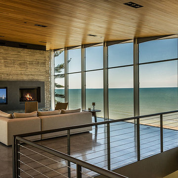 Indiana Lakefront Home