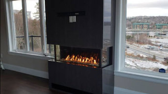 Indoor and Outdoor Fireplaces