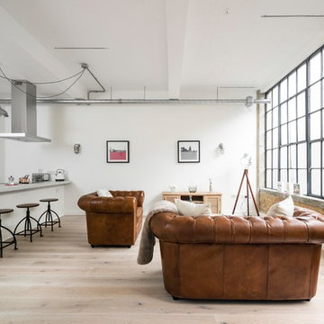 Industrial Home Renovation