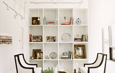 Houzz Tour: Modern Meets Traditional in Eclectic Loft