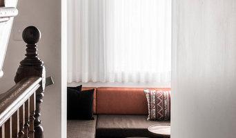 Inner City Chic - Custom Curtains
