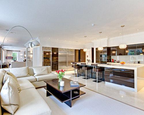 kitchen living room bo