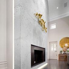 Modern Living Room by Inspired Dwellings