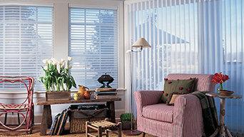 Installed Window Treatments