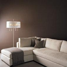 Modern Living Room by interieurs by Francine Gardner