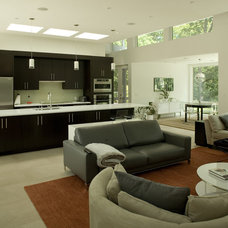Modern Living Room by Colangelo Associates Architects