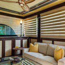 Contemporary Living Room by Bill Mathews Photographer, Inc