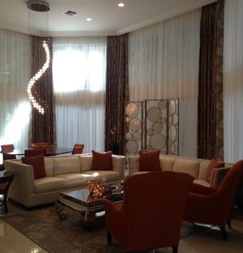 Interior Design By Brenda Sands, Baer's Furniture Boca