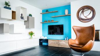 Interior Design Living room Basel area