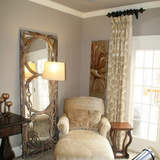 Traditional Living Room by Outrageous Interiors