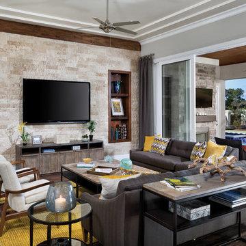 Interior Design Model Home - Montalcino (1303)