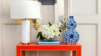 Interior Design Photography | Evans Construction & Design: Greenwich Family Room