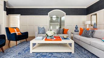 Interior Design Photography   Evans Construction & Design: Greenwich Family Room