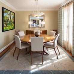 Interior Designer Christina Del Real At Sheffield Furniture
