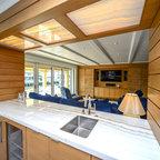 Coastal Living Beach Style Living Room Miami By