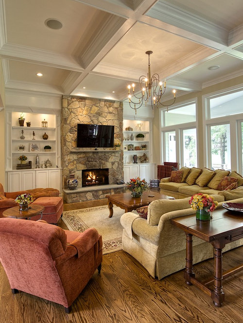 Living Room Designs Traditional: Traditional Living Room Design Ideas, Remodels & Photos
