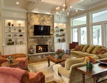 Interior in Oak Hill