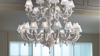 Interior Lighting Porcelain Chandeliers