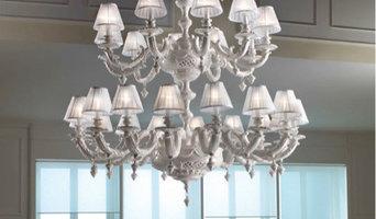 Interior Lighting Porcelain Chandeliers