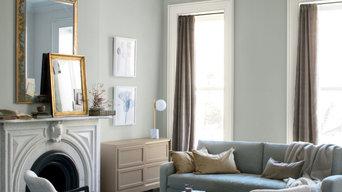 Interior Paint Project - Benajmin More Colors