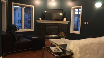 Interior Painting & Staging