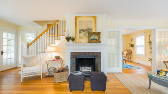 Interior Photos of The Geremia House (sold in 1 day)
