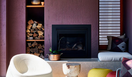 22 Purple-Toned Interiors That Might Change Your Mind