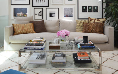How to Turn Your Coffee Table Into a Treat for the Eye