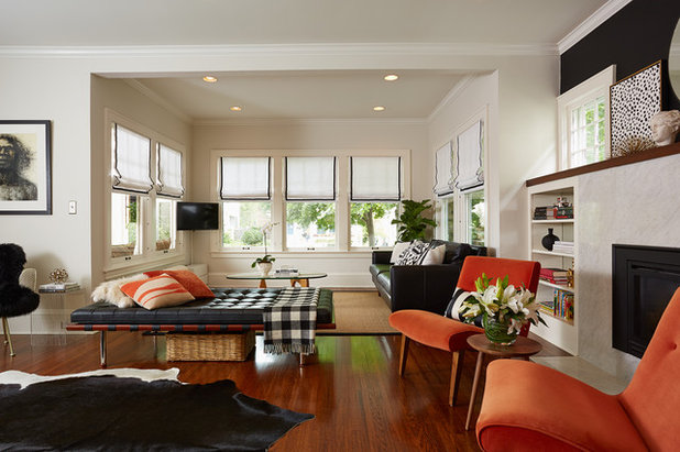 Room Of The Day A Minneapolis Living Room Goes From Dim To Delightful
