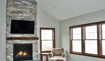 Interiors: Fireplaces