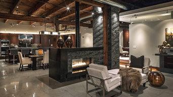 Interiors Joan and Associates Penthouse
