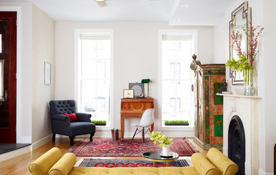 10 Modern Pieces That Look Great in Traditional Homes