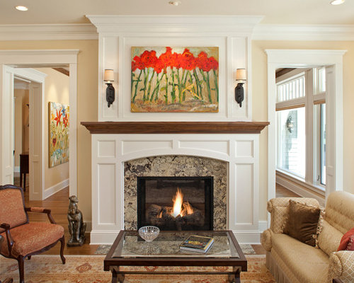 Fireplace Trim Home Design Ideas Pictures Remodel And Decor