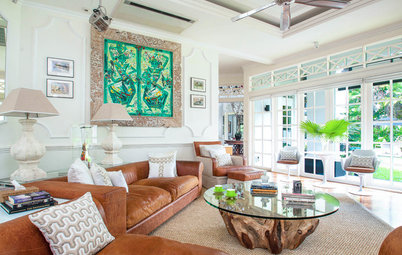 What's Your Style: Coastal Style Goes Tropical in Singapore