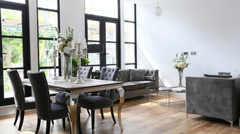 Inviting Finchley Living Space