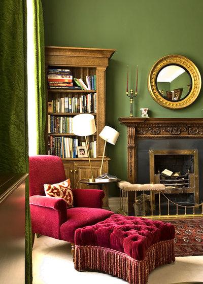 Klassisch Wohnbereich by Fiona Campbell Design