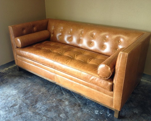 ISABELLA STYLE   CUSTOM TUFTED SOFA OR SECTIONAL