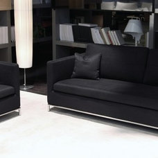 Contemporary Living Room by Cressina